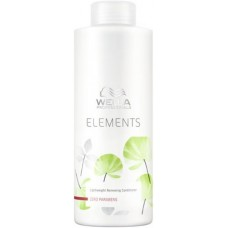 Balsam revitalizant fara sulfati, parabeni si coloranti - Renewing Conditioner - Wella Professionals - 1000 ml