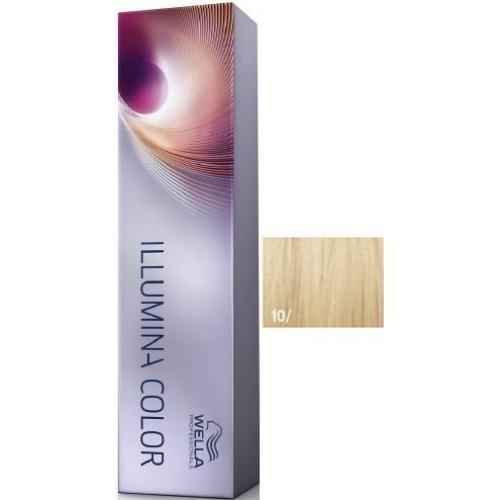 Vopsea Profesionala - 10/ - Illumina Color - Wella Professionals - 60 Ml