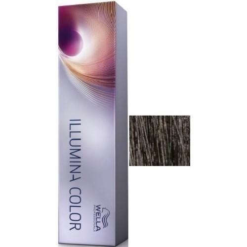 Vopsea Profesionala - 4/- Illumina Color - Wella Professionals - 60 Ml