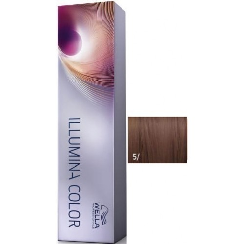 Vopsea Profesionala - 5/ - Illumina Color - Wella Professionals - 60 Ml