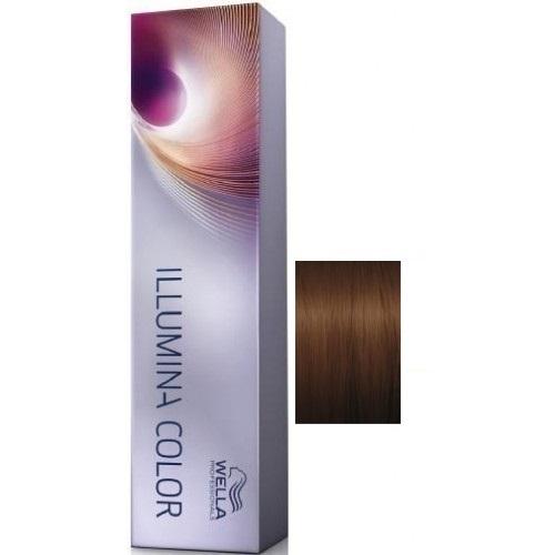 Vopsea Profesionala - 6/37 - Illumina Color - Wella Professionals - 60 Ml