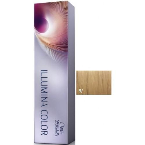 Vopsea Profesionala - 9/ - Illumina Color - Wella Professionals - 60 Ml