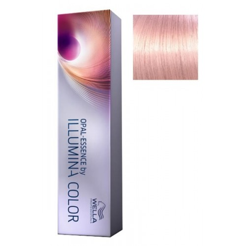 Vopsea Profesionala - Titanium Rose - Opal Essence - Illumina Color - Wella Professionals - 60 Ml
