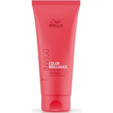 Balsam pentru parul fin/normal vopsit - Vibrant Color Conditioner - Fine - Invigo Brilliance - Wella - 200 ml