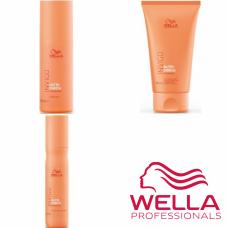 Kit-tratament pentru ingrijirea parului degradat si uscat - Invigo Nutri-Enrich - Wella Professionals - 3 produse cu 35% discount
