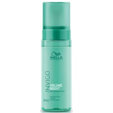 Tratament spuma pentru par fin - Bodyfing Foam - Invigo Volume Boost - Wella - 150 ml