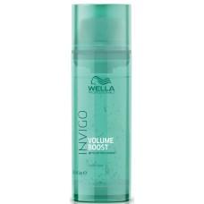 Masca-tratament pentru par fin - Crystal Mask - Invigo Volume Boost - Wella - 145 ml