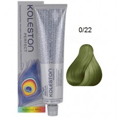 Vopsea profesionala - 0/22 - Koleston Perfect - Wella Professionals -  60 ml