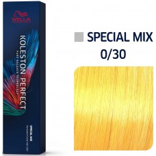 Vopsea profesionala permanenta - 0/30 - Koleston Perfect - Wella Professionals - 60 ml