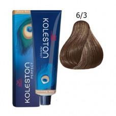 Vopsea profesionala - 6/3 - Koleston Perfect - Wella Professionals - 60 ml