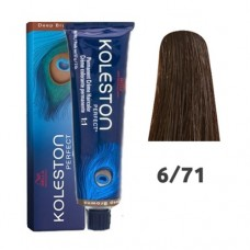 Vopsea profesionala - 6/71 - Koleston Perfect - Wella Professionals - 60 ml