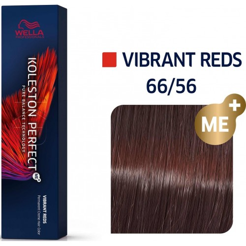 Vopsea Profesionala Permanenta - 66/56 - Koleston Perfect Me+ - Wella Professionals - 60 Ml