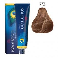 Vopsea profesionala - 7/3 - Koleston Perfect - Wella Professionals - 60 ml
