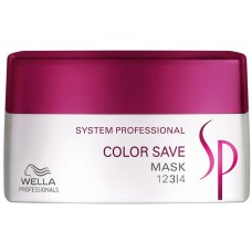 Tratament-masca intensiv pentru par vopsit - Mask - Color Save - SP - Wella - 200 ml