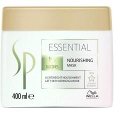 Masca hranitoare pentru par - Hair Mask - SP Essential - Wella - 400 ml