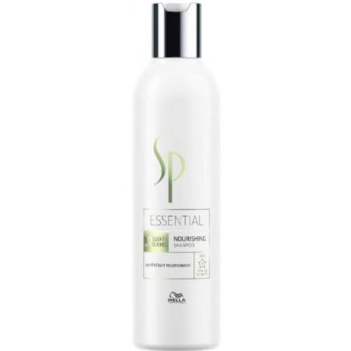 Sampon Hranitor - Shampoo - Sp Essential - Wella - 200 Ml
