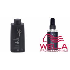 Kit mare impotriva caderii parului pentru barbati - System Professional - Men - Wella Professionals - 2 produse cu 35% discount