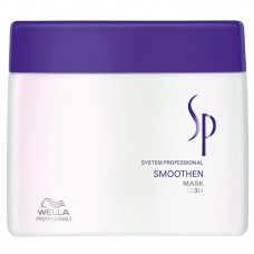 Tratament-masca intensiv pentru par rebel - Mask - Smoothen - SP - Wella - 400 ml