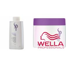 Kit mare pentru volum (par fin) - System Professional - Volumize - Wella Professionals - 2 produse cu 40% discount