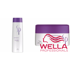 Kit mic pentru volum (par fin) - System Professional - Volumize - Wella Professionals - 2 produse cu 40% discount
