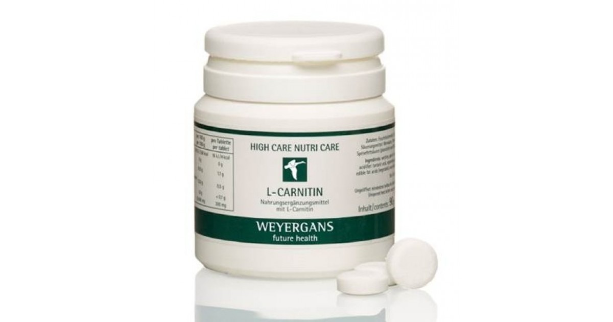 L-carnitina, cel mai bun supliment pentru slabit