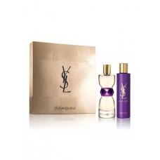 Set dama apa de parfum + lotiune pentru corp - Eau De Parfum - Manifesto - Yves Saint Laurent - 30 ml + 50 ml
