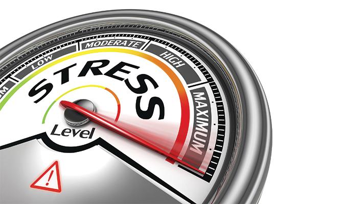 caderea parului generat de stress