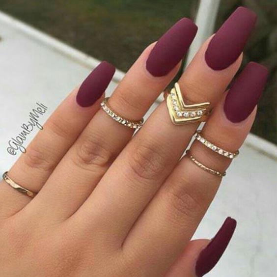 Modele unghii cu gel#6