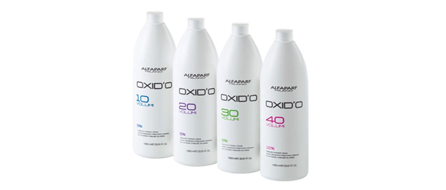 Aici oxidanții de par Alfaparf Milano OXID'O